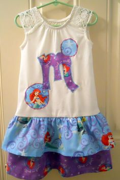 how to turn a toddlers t shirt into a ruffle dress | ... you a really easy and cute idea to update a plain t shirt i m showing
