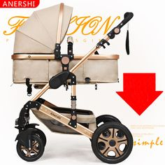 Portable Folding Baby Umbrella Stroller Baby Car Kid Carriage Kid Buggy Baby Pram Style,Frame pushchair 7Colors