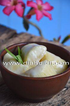 Diah Didi's Kitchen: Singkong Thailand