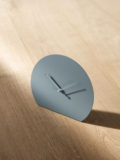 Menu Steel Stand Clock by Norm Architects