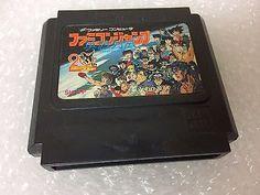 Famicom Jump Famicom Japan NTSC-J Nintendo Family Computer Eiyuu Retsuden