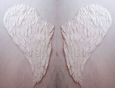 Fete et Fleur: Christmas Angel Wings Christmas Angels, Christmas Home, Christmas Ideas, Diy Paper, Paper Crafts, Paper Feathers, Card Tutorials, Angel Wings, Art Tips