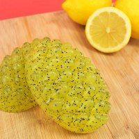 http://www.dreamalittlebigger.com/post/10-minute-lemon-poppy-seed-soap.html