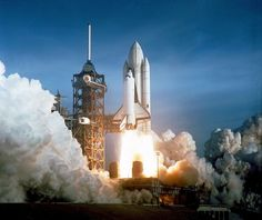 Columbia-STS-1: the first manned, orbital Space Shuttle launch