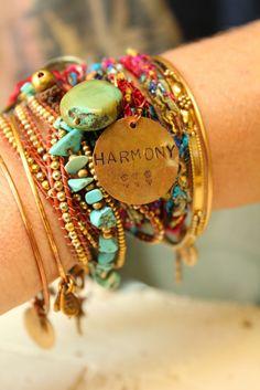 Amazing Boho Bracelets                                                                                                                                                                                 Más