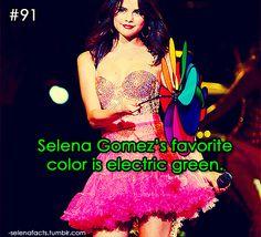 <3 Selena Gomez Facts, Marie Gomez, Fact Quotes, Favorite Color, Icons, Celebs, Celebrities, Celebrity, Famous People