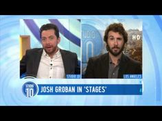Josh Groban In 'Stages'