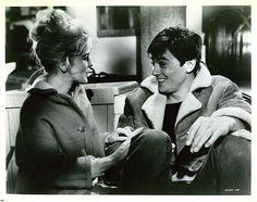 Alain Delon and Ann-Margret, Once A Thief (1965)