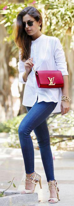 Chic Basics Boyish Style by 1sillaparamibolso