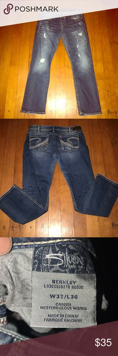 Silver Brand Boot cut Jeans Silver Brand Boot cut Jeans W32 L30 Silver Jeans Jeans Boot Cut