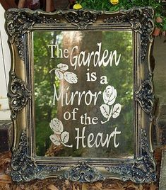 Beautiful....Honestly this is truly breathtaking. I love it........... #GardenQuotes