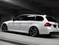 3 Series Touring (E91) BMW models - http://autotras.com