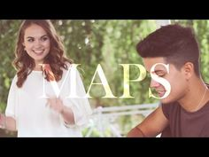 ▶ Maroon 5 - Maps [Shaun Reynolds & Louise Smith Cover] - YouTube