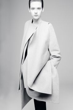 Rad by Rad Hourani Ready To Wear Fall Winter 2014 Paris - NOWFASHION