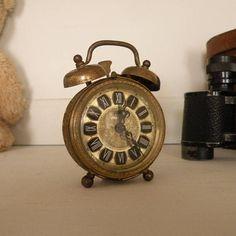 Maritime Clocks Quart Antique Marine Brass Or Copper Clock Original Ships Time Republic Of China Keep You Fit All The Time
