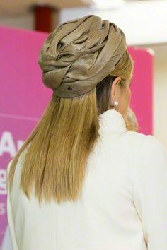 Queen Máxima, June 3, 2015 in Fabienne Delvigne   Royal Hats