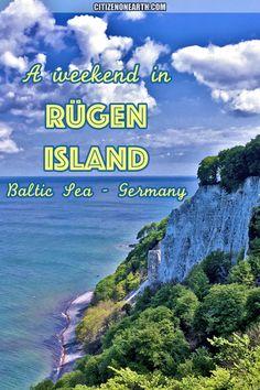Things to do in Rügen Island - Baltic Sea in Eastern Germany