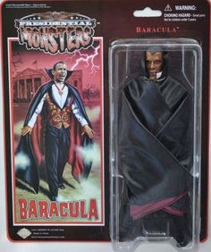 """Obama as """"Baracula""""   """"Presidential Monsters"""" Are The Greatest Action FiguresEver"""