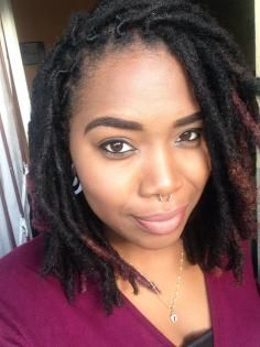 100 Locs Hairstyles For Black Women