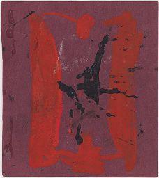 Mark Rothko, Untitled (Study for Harvard Murals), 1961, Harvard Art Museums/Fogg Museum.