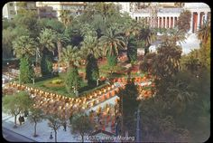 Billy Files: Έγχρωμες φωτογραφίες της Αθήνας του '50 Acropolis, Athens, Dolores Park, Places, Pictures, Travel, Facebook, Photos, Viajes