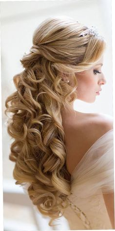 Our Favorite Wedding Hairstyles For Long Hair ❤ See more: www.weddingforwar…… – Steffi W. Our Favorite Wedding Hairstyles For Long Hair ❤ See more: www.weddingforwar…… Our Favorite Wedding Hairstyles For Long Hair ❤ See more: www. Wedding Hairstyles For Long Hair, Elegant Hairstyles, Wedding Hair And Makeup, Vintage Hairstyles, Easy Hairstyles, Hair Makeup, Hairstyle Ideas, Hair Ideas, Hairstyles 2016