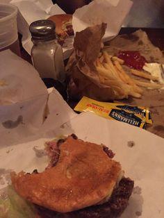 Burger Joint 'Meridien hotel'