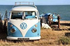 Nice Volkswagen 2017: Classic VW...Re-Pin brought to you by #CarInsurance agents at #HouseofInsurance ...  Surf, Girls, Beach Boys, Gordie, Hobie and the #WOODIES!