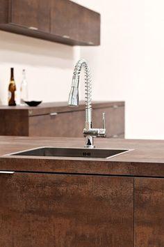 Kitchen countertops | Kitchen | Iron Copper | NEOLITH. Check it on Architonic