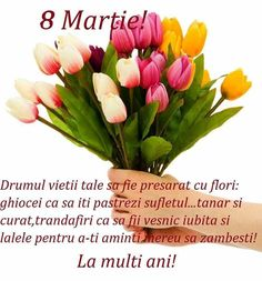 8 Martie, Funny Blogs, 8th Of March, Ladies Day, Holidays And Events, Photo Editing, Projects To Try, Birthday, Design