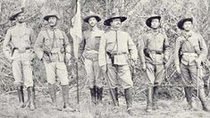 Portuguese Soldiers in Africa (early century)
