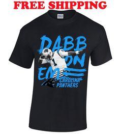 Carolina Panthers Cam Newton Dab Shirt Cam Dabbing Cam Newton DAB On Em T  SHIRT… 51190a43d