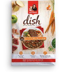 Rachael Ray Nutrish DISH Super Premium Food for Dogs DISH Beef & Brown Rice Recipe