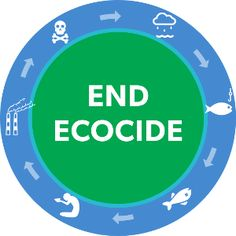 "End Ecocide in Europe is aimed at protecting ecosystems on which we all depend for life.Severe cases of environmental destruction should be recognised as crime. This crime has a name: Ecocide. It is defined as the ""extensive damage to, destruction of or loss of ecosystems of a given territory"". We demand direct criminal liability for those responsible for ecocide, both individuals (i. e. decision-makers in politics and business) &companies. VOTE NOW! http://www.endecocide.eu/"