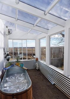 Choosing the best glazing for your greenhouse Energy-Efficient Solar Greenhouses   Blog