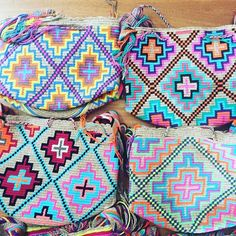 Wholesale & Retail SHOP the full collection Whatsapp +57 321 964 9060 or email! #mochilaswayuu #wayuubags #colombianbags #wayuumochilas #wayuubag #wayuumochilabag #colombianbags