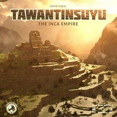 From the Coricancha Temple, gain fame and glory to become the next Sapa Inca. Fear Game, Different Symbols, Inca Empire, Cape Fear, Golden Temple, Military Units, Board Games For Kids, High Priest, Comic Games