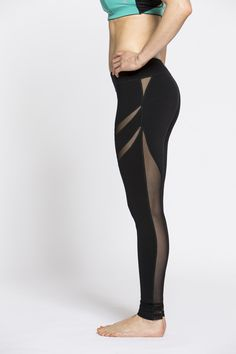 Titika Heart Pants from Titika Active Wear