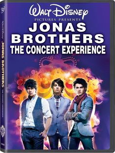 Disney Channel Jonas Brothers: The Concert Experience