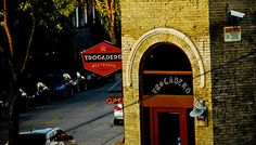 where me & the hubs first fell in love: Trocadero Gastrobar