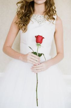 Points You Should Know Prior To Obtaining Bouquets 30 Beautiful Single-Stem Wedding Bouquets Single Stem Wedding Bouquets Single Red Rose Alealovely Big Bouquet Of Flowers, Red Rose Bouquet, Cascading Bouquets, Rose Bridesmaid Bouquet, Rose Wedding Bouquet, Wedding Flowers, Bridesmaids, Red Rose Wedding, Wedding Day
