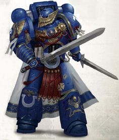 Ultramarines HonourGuard