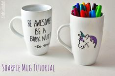 Sharpie Mug Tutorial: A Fun & Personalized Gift