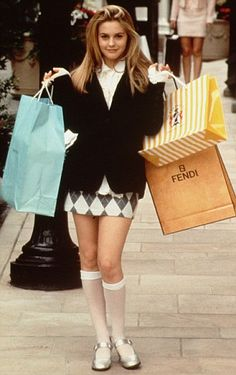 Metail allows customers to 'try on' Cher Horowitz's clothes online...