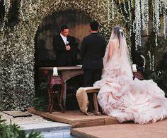 amazing wedding ceremony decor