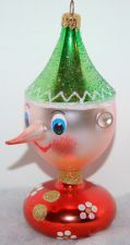 vintage radko christmas ornament...l collect this lovely boy and have books, ornaments, cookie jar, dolls, etc.