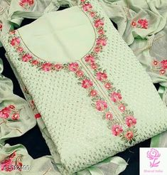 Cotton Dress material: offer limited period, Free COD, Catalog Name:*Adrika Superior Suits & Dress Material. Cotton Dress Indian, Cotton Dresses, Embroidery Neck Designs, Embroidery Dress, Punjabi Suits Designer Boutique, Gown Party Wear, Pakistani Formal Dresses, Long Gown Dress, Mehndi Art Designs