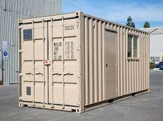 Image result for shipping container office