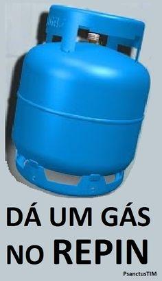BETA gás no REPIN