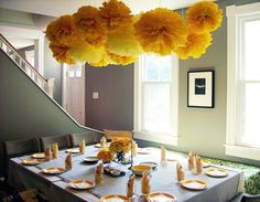 yellow-gray-baby-shower-themes-decoration-ideas